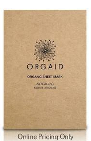 ORGAID ANTI-AGING SHEET MASK 1PCS