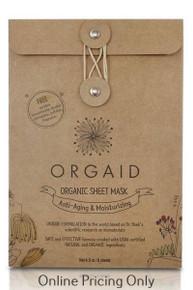 Orgaid Anti-Aging Sheet Mask 4pack