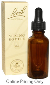 Bach Mixing Bottle 30ml
