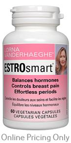Lorna Vanderhaeghe Estrosmart 60vcaps