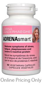 Lorna Vanderhaeghe Adrenasmart 90vcaps