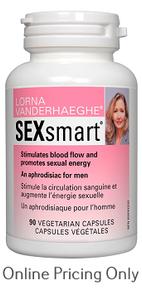 Lorna Vanderhaeghe Sexsmart 90vcaps