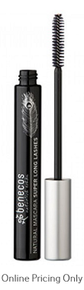 Benecos Natural Mascara Maximum Length Carbon Black 8ml
