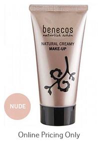 Benecos Natural Creamy Makeup Nude 30ml