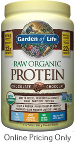 Garden of Life Raw Organic Protein Chocolate 664g