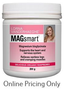 Lorna Vanderhaeghe Mag Smart Raspberry 200g