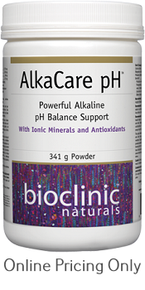 BioClinic Naturals Alka Care pH 341g