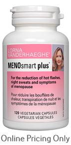 Lorna Vanderhaeghe MenoSmart Plus 120vcaps