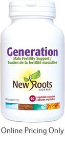 NEW ROOTS GENERATION 60caps