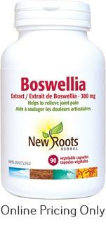New Roots Boswellia Extract 90caps