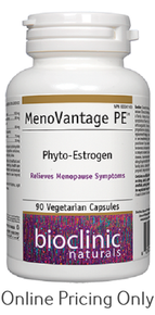 BioClinic Naturals MenoVantage PE 90vcaps