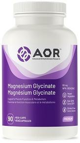 AOR Magnesium Glycinate 90vcaps