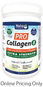 Naka Pro Collagen Bovine Unflavoured 300g