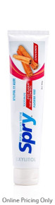 Spry No Fluoride Cinnamon Toothpaste 141g