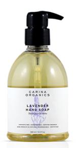 Carina Organics Lavender Hand Soap 360ml