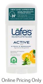 Lafe's Deodorant Stick Active 63g