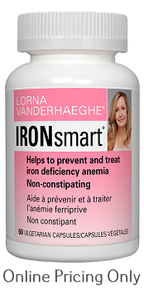Lorna Vanderhaeghe Ironsmart 60vcaps