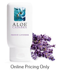 Aloe Cadabra Personal Lubricant French Lavender 71g