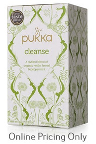 Pukka Cleanse Tea 20bgs