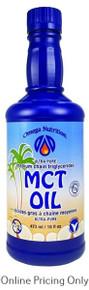 Omega Nutrition MCT Oil 473ml