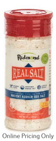 REDMOND KOSHER SEA SALT SHAKER 227g