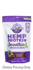 Manitoba Harvest Hemp Protein Smoothie Chocolate 300g