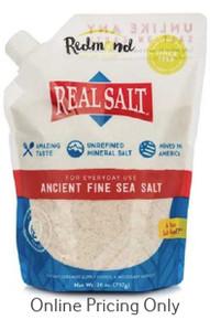 REDMON REAL SALT FINE SALT 737g