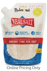 Redmond Real Salt Fine Salt 737g