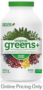 Genuine Health Greens + Original 255g
