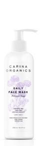 Carina Organics Daily Face Wash 250ml