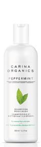 Carina Organics Peppermint Shampoo & Body Wash 360ml