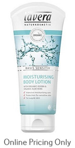 Lavera Moisturizing Body Lotion 200ml