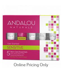 Andalou Naturals Get Started Sensitive Kit
