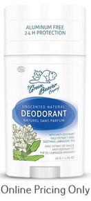 Green Beaver Fragrance Free Deodorant 50g