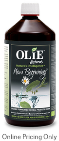 Olie Naturals New Beginnings 1000ml