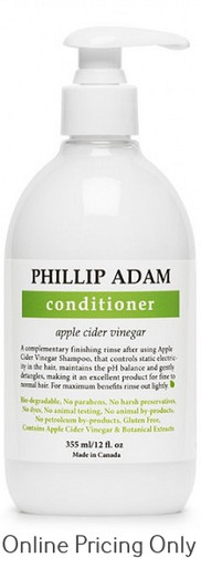 Philip Adam Apple Cider Conditioner 355ml
