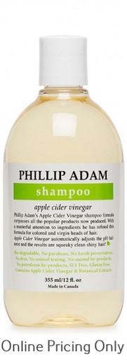 Phillip Adam Apple Cider Shampoo 355ml