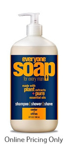 Everyone Soap Every Man Cedar Citrus 960ml