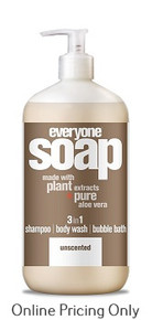 Everyone Soap Unscented Soap 960ml