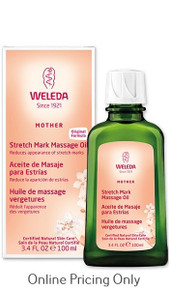 Weleda Pregnancy Body Oil 100ml
