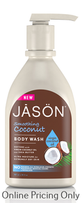 Jason Creamy Coconut Body Wash 887ml