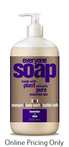 Everyone Soap Lavender & Aloe Soap 960ml