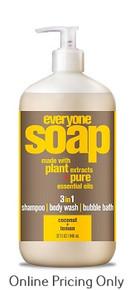 Everyone Soap Coconut & Lemon 946ml