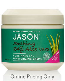 Jason Aloe Vera  84% Creme E 113g