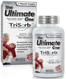Nu-Life Ultimate One Trisorb Men 50+ 60caps