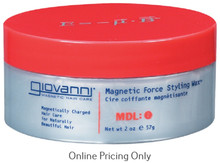 Giovanni Magnetic Force Styling Wax 57g