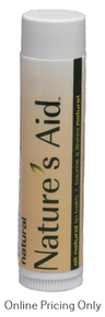 Nature's Aid Natural Lip Balm 4.25g