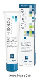 Andalou Naturals Acai Oil-Free Moisturizer 62ml