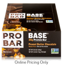 Pro Bar peanut Butter Chocolate Chip Box 12