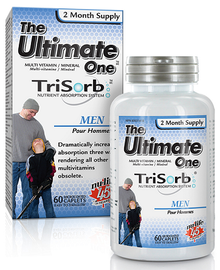 Nu-Life Ultimate One Trisorb Men 60caps